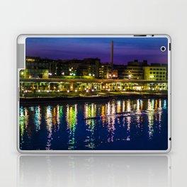 Georgetown Mornings - Off of Key Bridge Laptop & iPad Skin