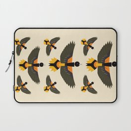 Baltimore Oriole Laptop Sleeve