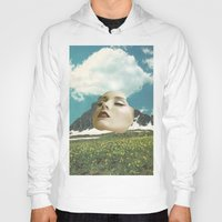 rushmore Hoodies featuring Mount Rushmore by Jordan Clark