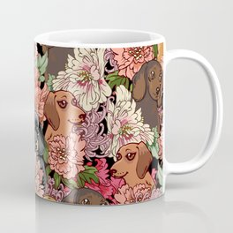 Because Dachshund Coffee Mug