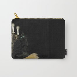 The Witch's Cat Carry-All Pouch
