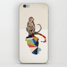 Walking Shadow, Monkey iPhone & iPod Skin