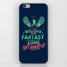 Get Ready! iPhone & iPod Skin