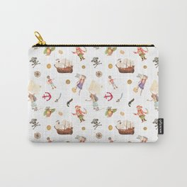 Pirate Ahoy Mateys Carry-All Pouch