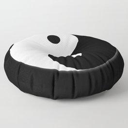 Yin Yang Floor Pillow