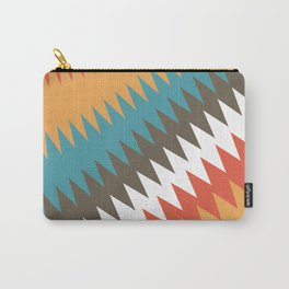 Aztec Pattern Bravo Carry-All Pouch