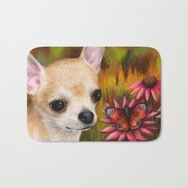 Chihuahua Dog Bath Mat