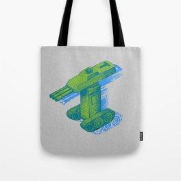 Tank T Tote Bag