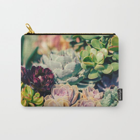 Cacti And Succulents I Carry-All Pouch