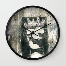 The Court Wall Clock