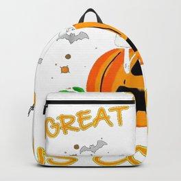 Peanuts-Great Pumpkin believer since 1966 Backpack