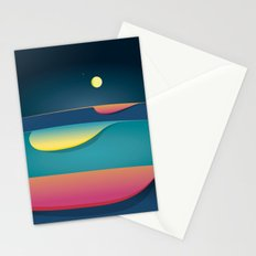 Venus is always there Stationery Cards