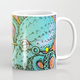 Dive Diva Coffee Mug