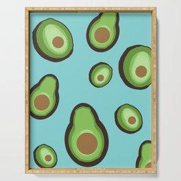avocado Serving Tray