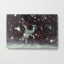 BBoy Rebels x Nyc Blizzard 2016 Metal Print