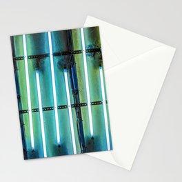 Tecnología de luz de neon fluorescente Stationery Cards