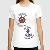 larry stylinson T-shirts featuring Helm and Anchor. (Larry Stylinson) by Arabella