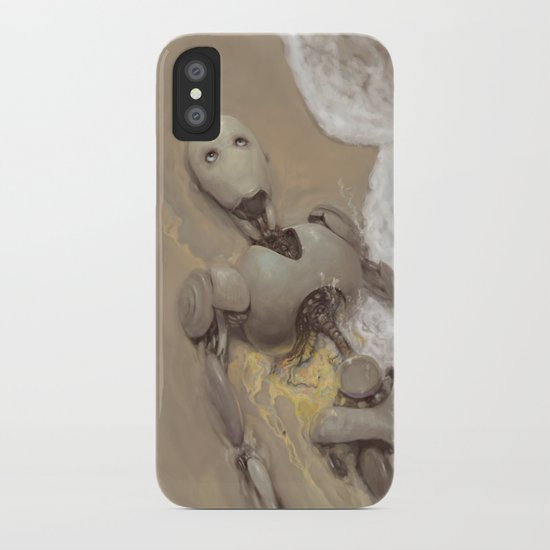 TRANSITIONS iPhone Case