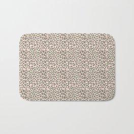 missy leopard Bath Mat