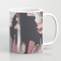 blur Mugs featuring BLUR by LAURA BAKER