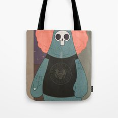 King of the streets Tote Bag