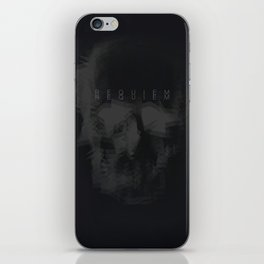 Requiem - iPhone Skin