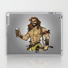 Jason Momoa comic style Laptop & iPad Skin
