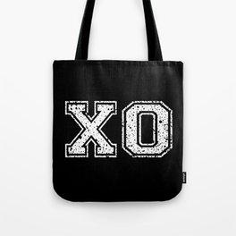 X & O Hugs & Kisses Tote Bag