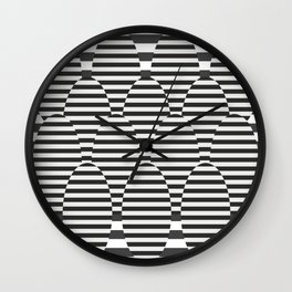 Optical illusion #society6 #decor #buyart #artprint Wall Clock