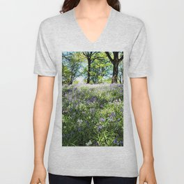 Bluebell Unisex V-Neck