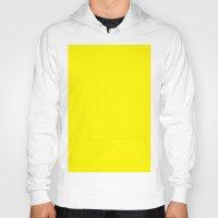 lemon Hoodies featuring Lemon by List of colors
