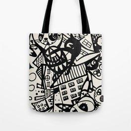 Alley Katz Tote Bag