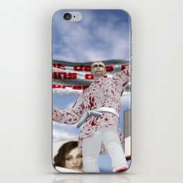 Elections in Russia iPhone Skin
