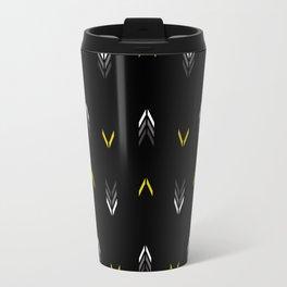 Arrows Pattern Travel Mug