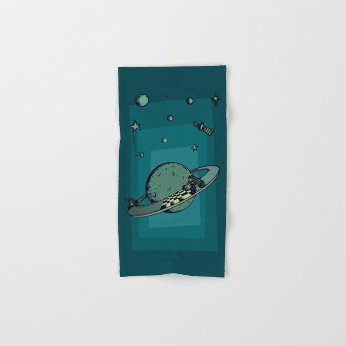 Space race Hand & Bath Towel