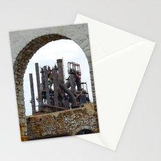 Bethlehem Steel Blast Furnace 6 Stationery Cards