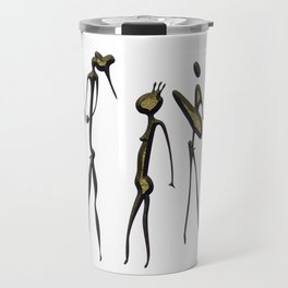warriors - hunters Travel Mug