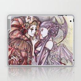 Devil & Jester Laptop & iPad Skin