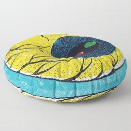 Audio Visual Club Floor Pillow