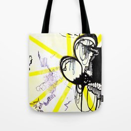 Loop City Tote Bag