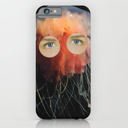 A (very) Jelly Fish iPhone Case