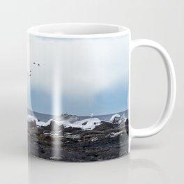Winter Flight Coffee Mug