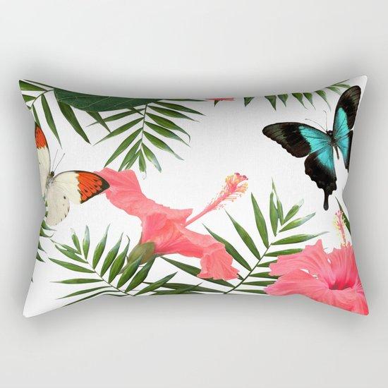 Exotic Karma Rectangular Pillow