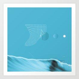 1:1 Art Print