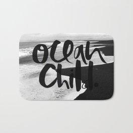 Ocean Child Bath Mat