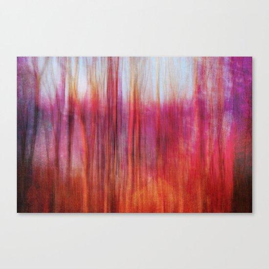 woodlands II Canvas Print