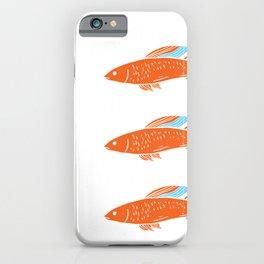Aquarium Guppys Guppy Fish Owner Gift iPhone Case