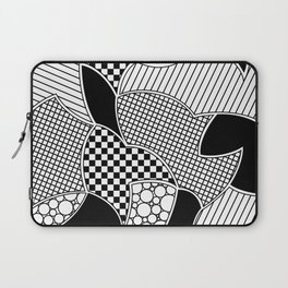 Line doodle Laptop Sleeve