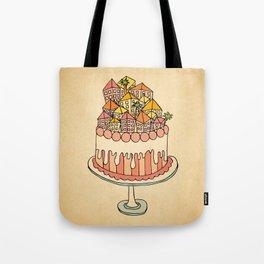 Cake Town Tote Bag