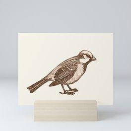 mighty mite Mini Art Print
